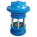 Diaphragm Quick-Open Pool Bottom Valve