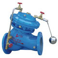 Hydraulic (remote-control) Float-Ball Valve F745X-10/16