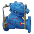 Multifunctional Pump Control Valve