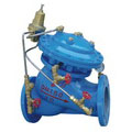 Adjustable Pressure Reduction Valve