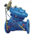 Safety Decompression Valve
